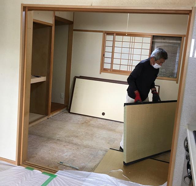 京都 戸建リノベーション 和室.jpg