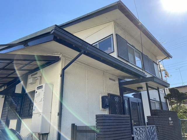 京都の戸建てリノベーション工事Sign1.jpg