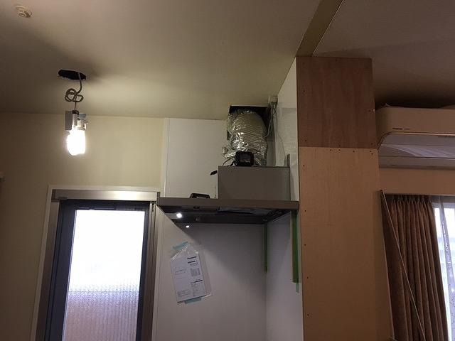 京都サイン キッチンリフォーム レンジフード交換.jpg