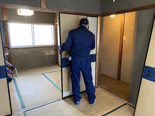 戸建てリノベーション京都サイン解体1.jpg