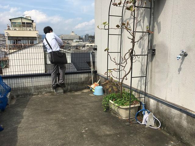 京都 リノベ 外壁塗装工事