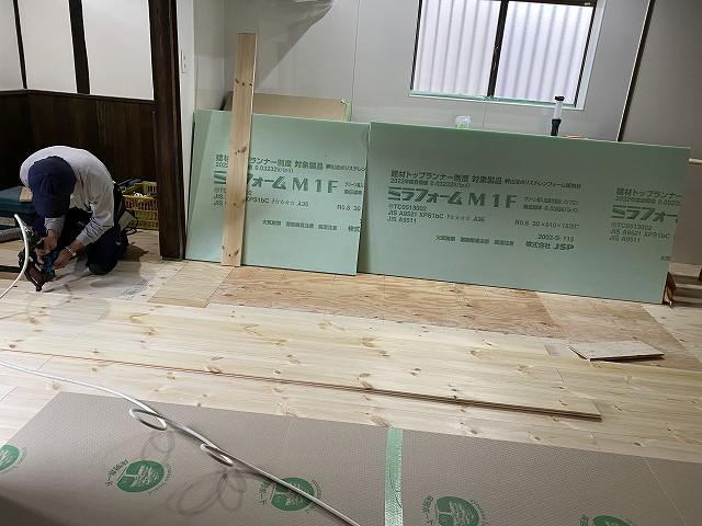 京都で人気の工務店の株式会社サインのリノベーション事例