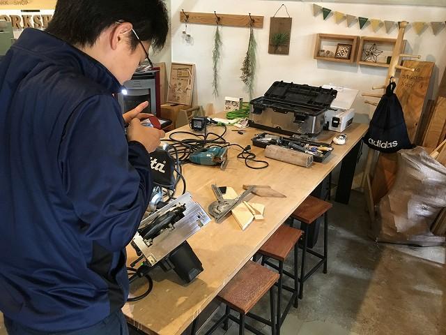 リノベ 京都 サイン DIY