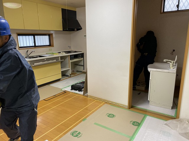 京都リノベーション サイン DIY