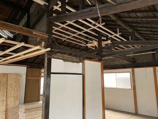 京都戸建てリノベーション