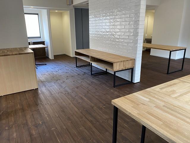 京都市 人気のリノベ会社 株式会社サインの家具工事