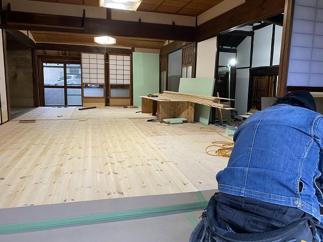 京都で人気のリフォーム,リノベーション専門の工務店の株式会社サインSign