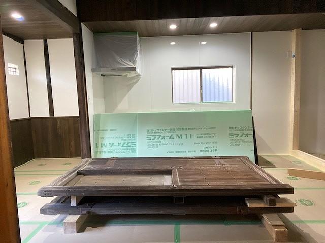 京都で人気の工務店の株式会社サインの古民家リフォーム