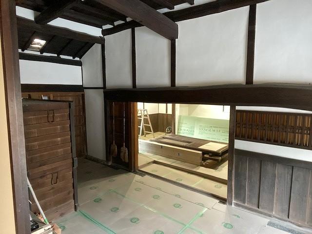 京都で人気の工務店の株式会社サインの古民家リフォームです。戸建てリフォーム,マンションリフォーム,DIY京都
