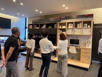 京都でテレワークや在宅勤務を快適に過ごすならDIYでパナソニックのキュビオスをご利用ください。無印良品さんともコラボ中です。株式会社サイン,Sign京都diyリフォーム